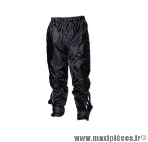 Pantalon pluie marque Steev avec doublure Weston Noir taille L