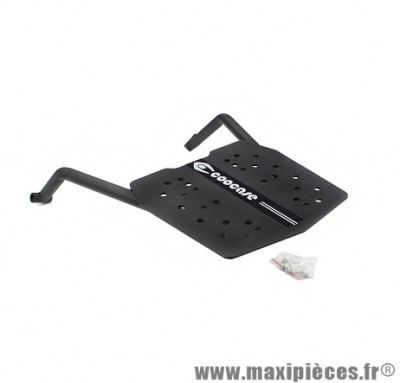 Support de top case marque Coocase adaptable piaggio liberty 50 / 125 / 200cc 2000-08