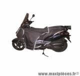 Tablier maxi scooter marque Tucano Urbano pour: 125/250/400/x max/evolis 2014-> (yamaha/mbk)