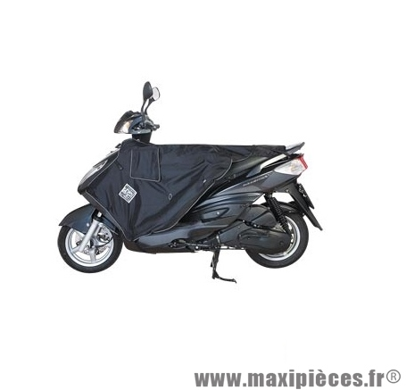 Tablier maxi scooter marque Tucano Urbano adaptable mbk flamex x/ yamaha cygnus x
