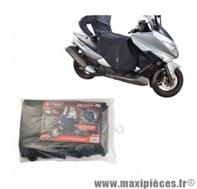 Tablier scooter marque Steev protection pilote universel doublure rembouree
