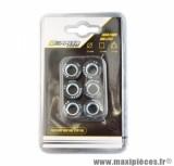 GALET / ROULEAU DE MARQUE DOPPLER POUR MAXISCOOTER 20X12 8,0 G. (X6) POUR: X MAX 125 / MAJESTY 125 / FLAME