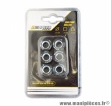 GALET / ROULEAU DE MARQUE DOPPLER POUR MAXISCOOTER 20X12 8,5 G. (X6) POUR: X MAX 125 / MAJESTY 125 / FLAME