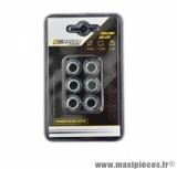 GALET / ROULEAU DE MARQUE DOPPLER POUR MAXISCOOTER 20X12 9,5 G. (X6) POUR: X MAX 125 / MAJESTY 125 / FLAME