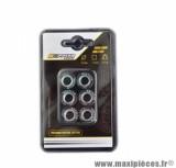 GALET / ROULEAU DE MARQUE DOPPLER POUR MAXISCOOTER 20X12 10,0 G. (X6) POUR: X MAX 125 / MAJESTY 125 / FLAME