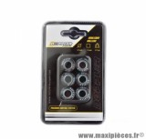 GALET / ROULEAU DE MARQUE DOPPLER POUR MAXISCOOTER 20X12 10,5 G. (X6) POUR: X MAX 125 / MAJESTY 125 / FLAME *Prix Spécial !