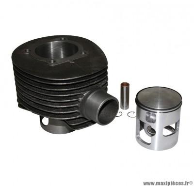 CYLINDRE PISTON MAXI SCOOTER POLINI FONTE POUR PIAGGIO 200 VESPA PX-E (DIAMETRE 68 mm) (140.0082)