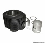 CYLINDRE PISTON MAXI SCOOTER POUR: PIAGGIO 200 COSA (DIAMETRE 66,5mm)  (TYPE ORIGINE)