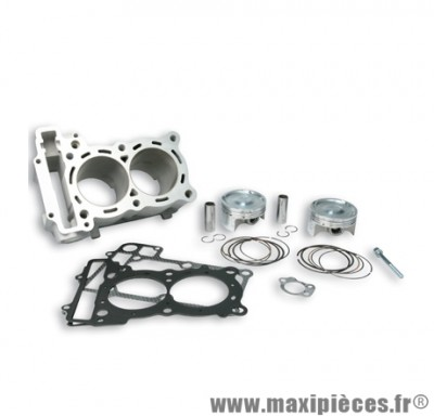 CYLINDRE PISTON MAXI SCOOTER MALOSSI POUR YAMAHA 500 TMAX 2008>2011 (560cc)