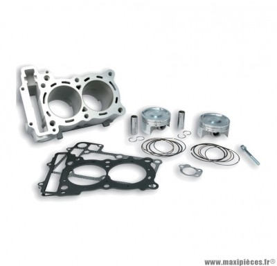 CYLINDRE PISTON MAXI SCOOTER MALOSSI POUR YAMAHA 530 TMAX 2012> (560cc)