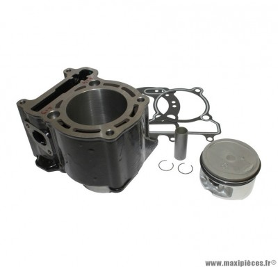CYLINDRE PISTON MAXI SCOOTER POUR: YAMAHA 250 XMAX, MAJESTY, X-CITY/MBK 250 SKYCRUISER, SKYLINER, CITYLINER/MALAGUTI 250 MADISON  -TOP PERF TYPE ORIGINE-