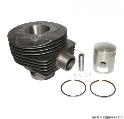 CYLINDRE PISTON MAXI SCOOTER POUR: PIAGGIO 150 PX (DIAMETRE 57,8)  (TYPE ORIGINE)