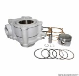 CYLINDRE PISTON MAXI SCOOTER POUR: HONDA 125 DYLAN, NES@, PANTHEON, PS, SH, S-WING/KEEWAY 125 OUTLOOK  -TOP PERF TYPE ORIGINE-