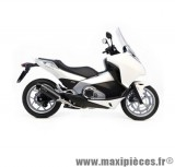 Pot d'échappement Leovince SBK LV One carbone pour Honda NC 700/750