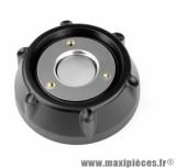 EMBOUT DE POT D'ECHAPPEMENT RB MAX POUR: XMAX / XCITY / MAJESTY 125 250 / VERSITY 300 NOIRE