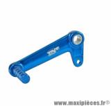 Sélecteur TNT alu bleu pour scooter aprilia rs