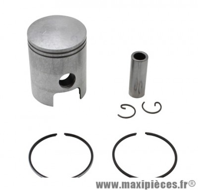PISTON 50 A BOITE DR POUR MINARELLI 50 AM6/MBK 50 X-POWER, X-LIMIT/YAMAHA 50 TZR, DTR/PEUGEOT 50 XPS/RIEJU 50 RS1/BETA 50 RR/APRILIA 50 RS 1995>2005 (DIAMETRE 40,3mm)