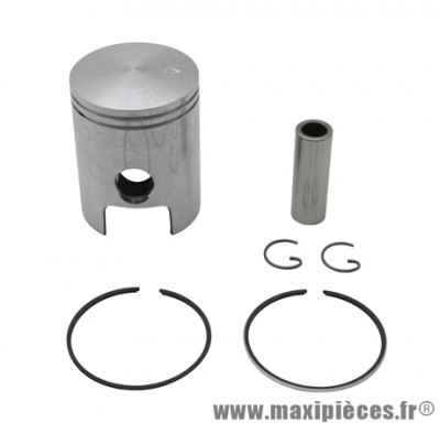 PISTON 50 A BOITE OLYMPIA POUR MINARELLI 50 AM6/MBK 50 X-POWER, X-LIMIT/YAMAHA 50 TZR, DTR/PEUGEOT 50 XPS/RIEJU 50 RS1/BETA 50 RR/APRILIA 50 RS 1995>2005 (DIAMETRE 40,3)