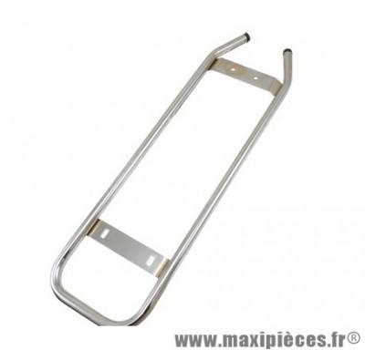 Porte bagage cyclo arrière pour: 103 mvl/vogue chrome