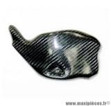 Cache Leovince protège moteur droit pour moto Yamaha YZ250F