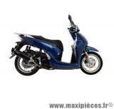 Pot d'échappement Leovince SBK Nero pour maxiscooter Honda SH 300 '16