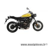 Ligne d'échappement Leovince SBK Underbody pour moto Yamaha XSR 700