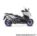 Ligne d'échappement Leovince SBK LV One pour moto Yamaha T-Max 530 '17