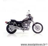 Ligne Leovince Silvertail K02 pour moto Yamaha XV 535 Virago