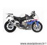 Ligne d'échappement Leovince SBK Factory S pour moto BMW S1000RR '10