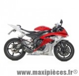Ligne d'échappement Leovince SBK Factory S carborne pour moto Yamaha R6