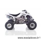 Silencieux Leovince X3 ovale pour quad Yamaha YFM 700 Raptor