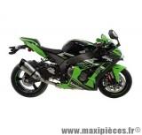 Collecteur décatalyseur SBK Leovince pour moto Kawasaki ZX-10R '16