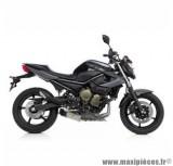 Ligne d'échappement Leovince SBK Underbody pour moto Yamaha XJ-6 '09