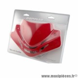 TETE DE FOURCHE MARQUE DOPPLER RACING UNIVERSELLE ROUGE
