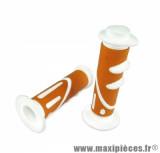 Revêtement poignée TNT cool orange / blanc