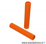 Mousse de levier orange