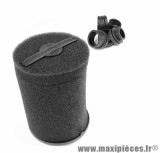 FILTRE A AIR MARCHALD AIR PLUS KHR NOIR DIAMETRE: 46-62MM L. 170MM