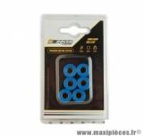 GALET / ROULEAU DE MARQUE DOPPLER 15X12 7,5 G. (X6) MBK / YAMAHA