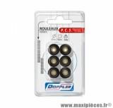 GALET / ROULEAU DE MARQUE DOPPLER 17X12 7,0 G. (X6) *Prix spécial !