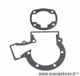 JOINT CARTER MOTEUR DE MOBYLETTE POLINI POUR CARTER POLINI PEUGEOT 103 MVL-SP  SANS SUPPORT MOTEUR (POCHETTE) (209.0300)