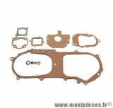 JOINT MOTEUR SCOOTER POUR: APRILIA 50 SONIC AIR (MINARELLI HORIZONTAL COURT) (POCHETTE COMPLETE) -TOP PERF TYPE ORIGINE-