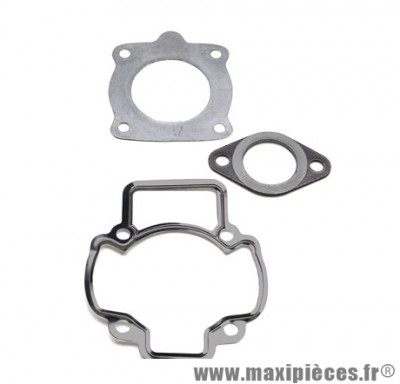 JOINT HAUT MOTEUR SCOOTER POUR: PIAGGIO 50 ZIP 2T, TYPHOON, LIBERTY 2T/GILERA 50 STALKER, ICE/APRILIA 50 SR AIR 2012> (POCHETTE)  (TYPE ORIGINE)