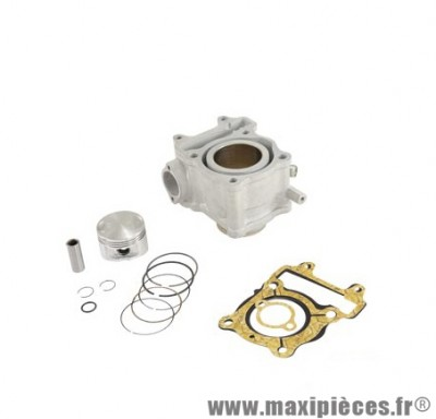 CYLINDRE PISTON MAXI SCOOTER ALU AIRSAL NIKASYL POUR: HONDA SH 125 (MADE IN CEE)