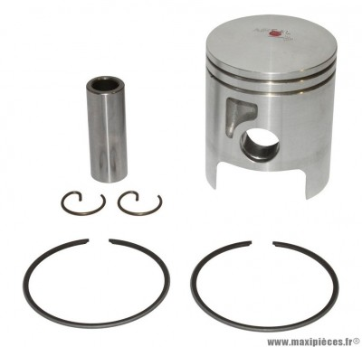 PISTON SCOOTER AIRSAL POUR CPI 50 POPCORN, ARAGON, HUSSAR, OLIVER/GENERIC 50 XOR, IDEO/KEEWAY 50 F-ACT, FOCUS, HURRICANE, MATRIX (T6)