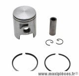 PISTON SCOOTER DR POUR PEUGEOT 50 SPEEDFIGHT LIQUIDE (DIAMETRE 39,88)