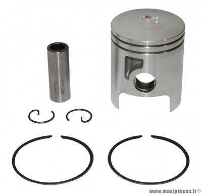 PISTON SCOOTER AIRSAL POUR CPI 50 POPCORN, ARAGON, HUSSAR, OLIVER/GENERIC 50 XOR, IDEO/KEEWAY 50 F ACT, FOCUS, HURRICANE, MATRIX (AXE DE 12)