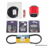 Kit entretien pour maxi scooter 125cc yamaha majesty / mbk skyliner 2006>2009