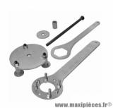 Clés de variateur / embrayage / correcteur easyboost pour maxi scooter 500-530cc yamaha tmax