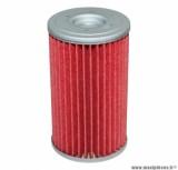 Filtre à huile Hiflofiltro HF562 (44x79mm) pièce pour Maxi-Scooter : KYMCO 125 DINK 2006>, GRAND DINK 2001>