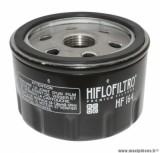 Filtre à huile Hiflofiltro HF164 (76x54mm) pièce pour Maxi-Scooter : BMW 600 SPORT 2012>, 650 GT 2012>, R 1200 GS, R 1200 R, R 1200 S, R 1200 ST, R 1200 RT, K 1600 GT